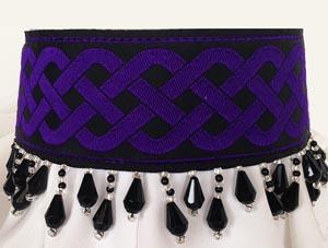 PurpleCelticBlackBeads300
